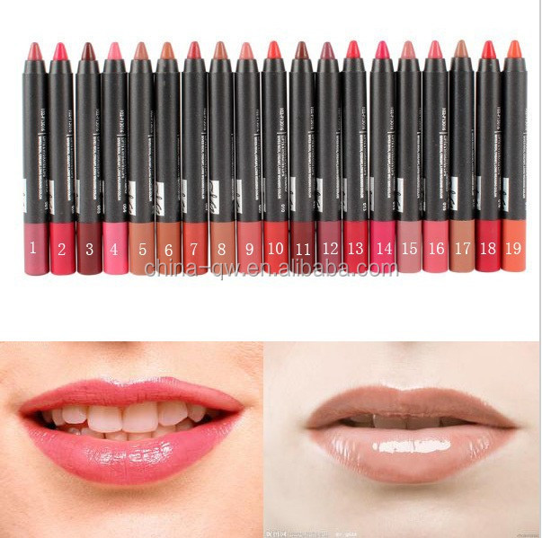 Menow P13016 makeup kissproof lipstick lip pencil