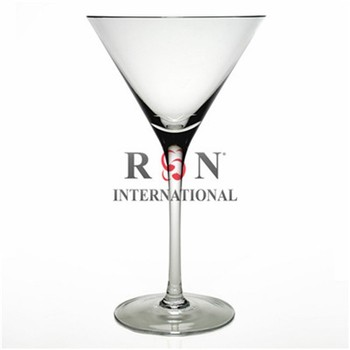 No Lead Crystal Glass Cup Thick Stem Martini Glass Cocktail Glass