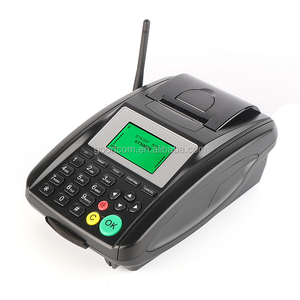 2019 Online food Order and delivery system SMS Wireless thermal printer