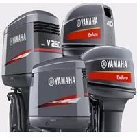 Outboard yamahas motor 2 stroke, 9.9hp