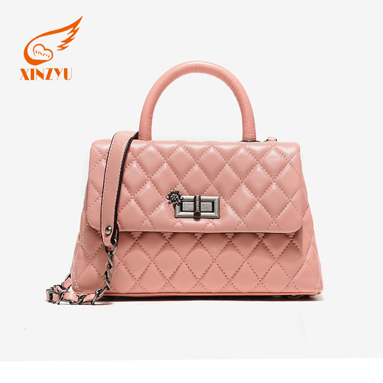 Messenger portable female purses and Lane checkered bags