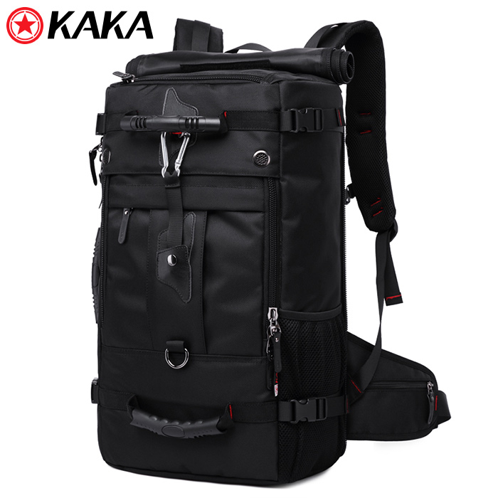 2018 New Arrival outdoor Large Capacity luggage mountain top camping  backpack mountaineering travelling hiking backpack 4248c67626147