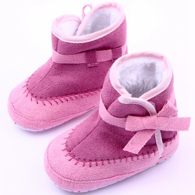 d27391b75 Buy Winter Baby Girls Boots Popular Baby Girl Shoes Infant First Walker  Toddler Newborn Shoes Chaussure Babe Fille 0-12 Months in Cheap Price on  m.alibaba. ...