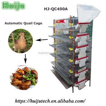 fat quail cage for sale in Australia HJ-QC400A