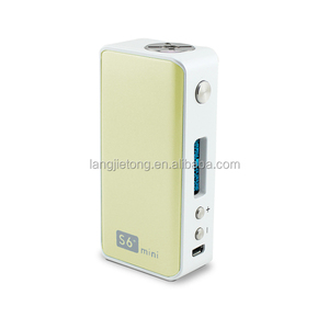 hot sale health & medical e cigarette yihi sx mini m class mod s6 mini box mod yihi sx350j