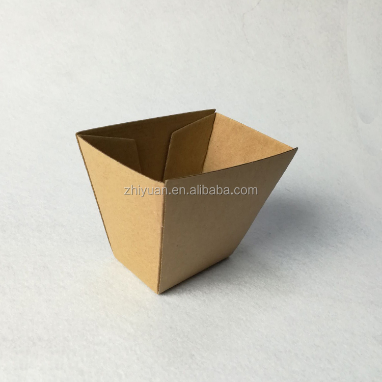 Chip Cup And Boxes
