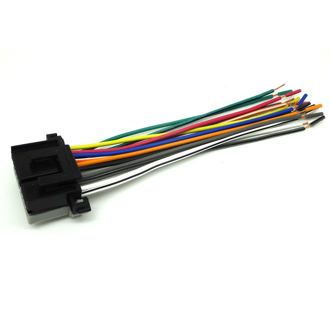 Get Quotations · GM PLUGS INTO FACTORY RADIO CAR STEREO CD PLAYER WIRING  HARNESS WIRE 1991 - 1994 BUICK