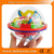 100steps plastic educational toys bearing game perplex 3d maze puzzle ball