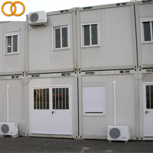 China factory prefabricated sip house pvc houses pod