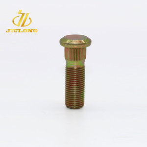high quality of nuts and bolts grade 12.9 wheel stud 10.9bolt