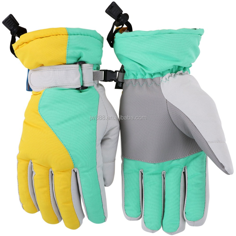 Insulated leather motorcycle gloves -  Thinsulate 3m Motorcycle Gloves Gloves