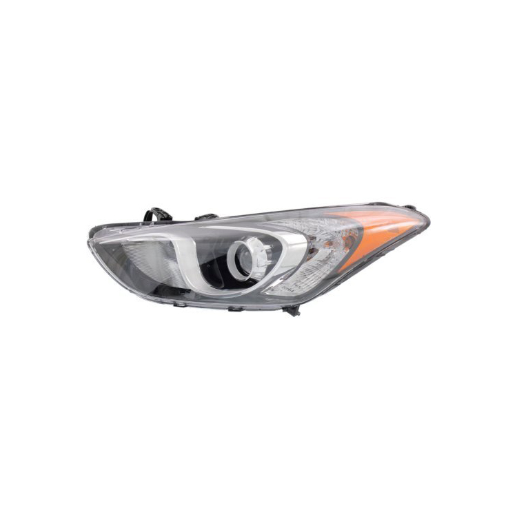 Car Headlight for HYUNDAI ELANTRA GT 13-17 LH Assembly Halogen  92101A5050