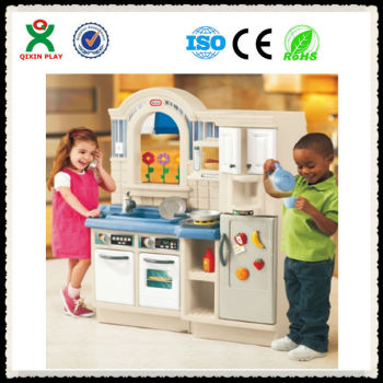 Eco friendly cheap kids pretend play kitchen sets kids for Cheap kids kitchen set