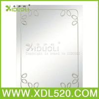 backlit bathroom mirrors,wood framed mirror,vanity makeup lights mirror