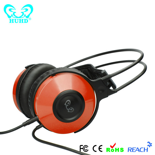 DJ use Silent Party headphone with colorful LED light