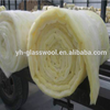Low thermal conductivity fiberglass insulation glasswool blanket with aluminium foil /glass wool price