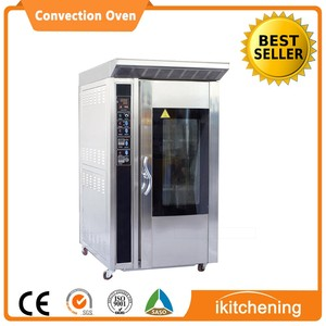 Big size Convection Oven 12 Trays Electric & Gas for commercial kitchen