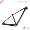 OEM Wholesale carbon material bike frame good quality mtb carbon frame 29er