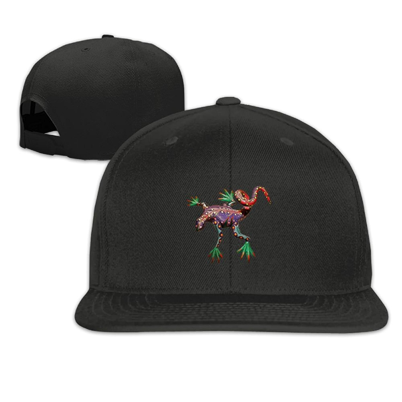 60d7bddf171 Get Quotations · Coolconi BYCAPEA Crazy Lizard Animals Unisex Baseball Caps  Cool Snapback Hats Crazy Trucker Hats Graphic Snapback