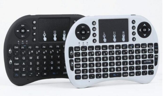 I8 mini keyboard with back light compatible with all android TV box set top box I8 air mouse