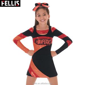2d0e06fcab4 Sublimated Cheer Uniform