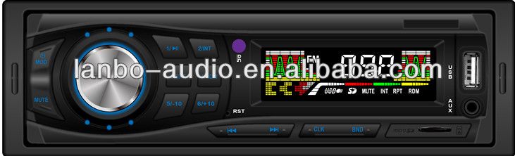 Auto car radio player/car mp3/usb/sd/aux/7388ic