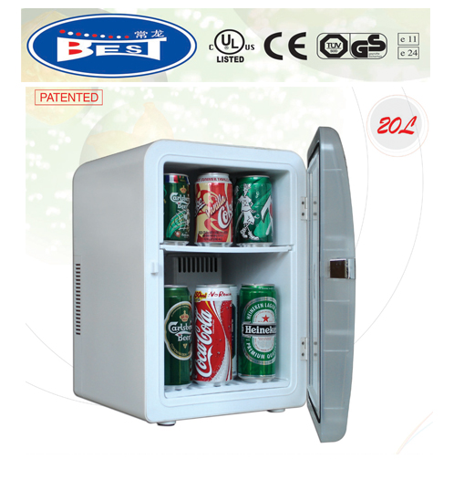 wholesale mini refrigerator used in DC 12V portable small fridge