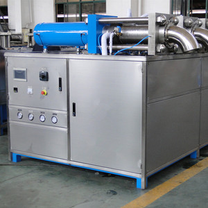 Dry ice machine co2 pelletizer machine producing dry ice