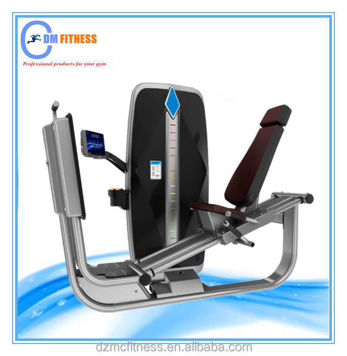 Healthy sports fitness equipment Horizontal legs Press/Great quality device
