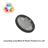 M Rubber Overmolded Round Plastic Gear/ Plastic injection part