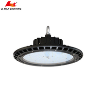 100w 150w 200w 240w Factory Price industrial ufo led warehouse high bay lighting fixtures