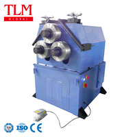 7-rollers pipe rolling hydraulic bending machine