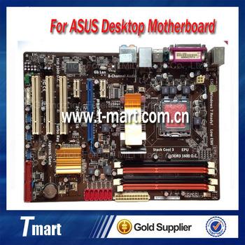 ¡de Trabajo De 100% Placa Base De Escritorio Para Asus P5p43td P43 Lga 775  Ddr3 Totalmente! - Buy P5p43td P43,Lga 775 Ddr3 Product on Alibaba com
