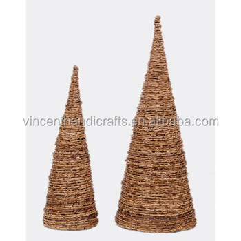 Natural Christmas Tree Decorations.Rustic Natural Twigs Cone Christmas Tree Decoration Buy 2016 Christmas Tree Decoration Christmas Tree Rattan Decorations Wooden Pine Tree Christmas