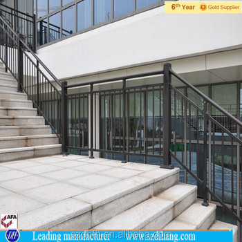 Outdoor Stair Railing Banister,Handrails For Outdoor Steps ...