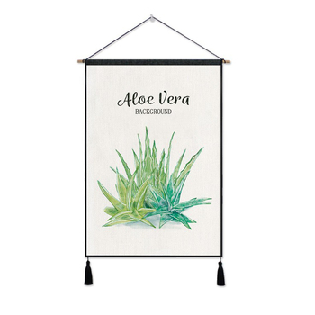 Fornecedor do ouro do Alibaba custom made seagrass design wall art home decor