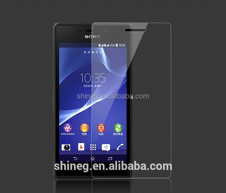 China hing definition cheap mobile screen protector for Sony Ericsson