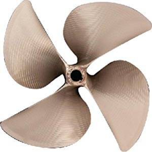 Acme Products 1579 Prop 13.5Lx13.25 105C 4 Blade 118 Made by Acme Products