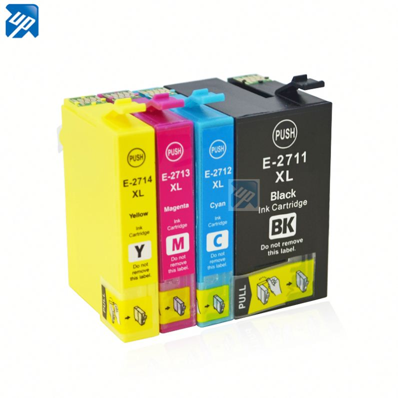 Replacement For epson 27XL compatible ink cartridge used WorkForce Pro WF-7710DWF / WF-7715DWF / WF-7720DTWF