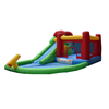 cheap backyard nylon residential inflatable water bouncer slides