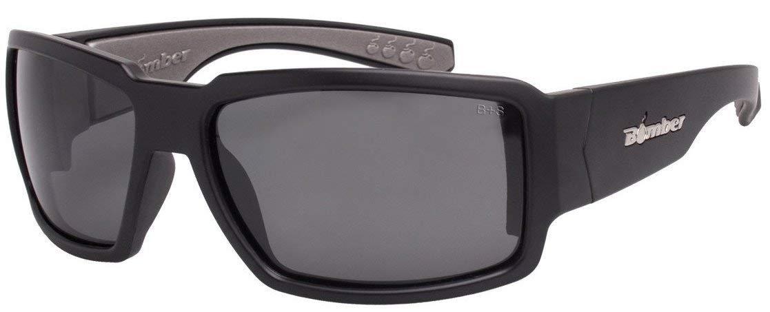 93e453bbd7 Get Quotations · 12 Pack Bomber BG103 Boogie Bomb Safety Glasses - Black  Frame
