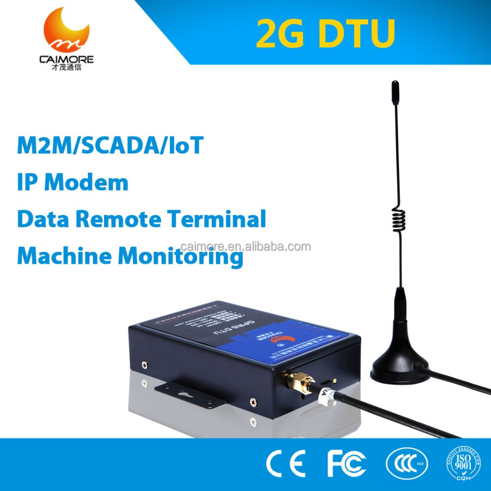 CM3161Wireless DTU and 512Kbps Transmission Rate GPRS modem programmable gsm module