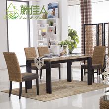 el estilo de los muebles la silla de la isla indonesia de bali de jacinto