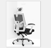 High Quality Black Ergonomic Executive Office Chair For Office