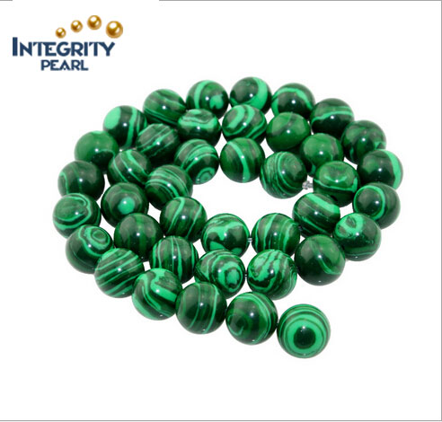 4 6 8 10 12mm agate new fashion low price green malachite loose beads