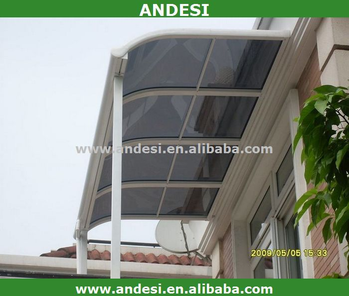 Outdoor Canopy Metal Roof   Buy Pc Awning,Patio Awning,Aluminum Canopies  Product On Alibaba.com