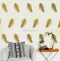 DEMI Wholesale frond wall sticker home decor palma vinyl wall art