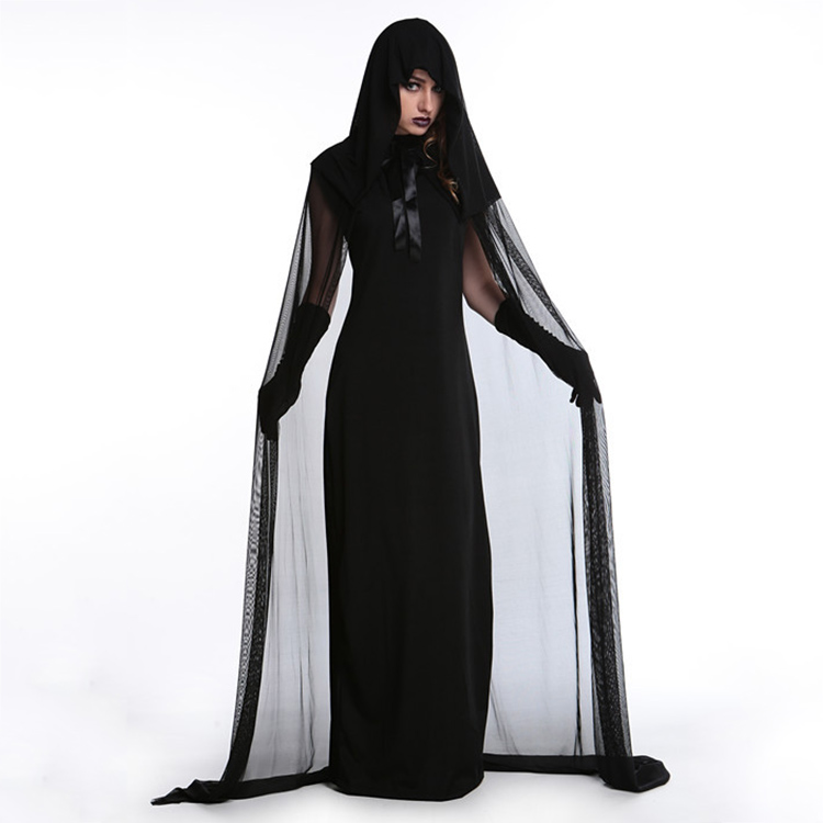 fascinations Halloween hot new evil Witch Vampire costumes with cloak