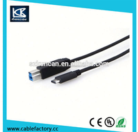 New product usb 3.1 female to micro b male cable, communcation cable