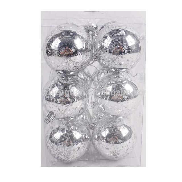 christmas decoration cheap giant christmas ball ornaments bulk balls